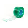 Морозостойкая прозрачная плёнка пвх для полосовых завес, рулон 200 мм х 50 м.п.