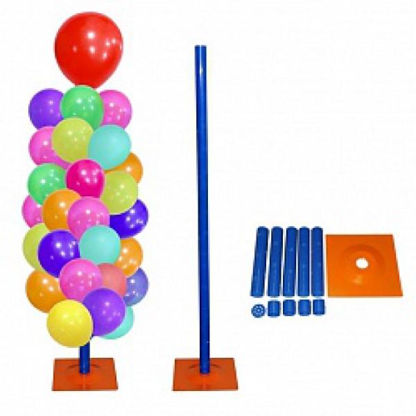 Как сделать стойку для воздушных шаров своими руками