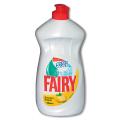 """Средство для мытья посуды FAIRY """"Лимон"""", 500мл (упаковка 3шт)"""