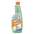 Средство для мытья стекол с нашатырным спиртом, сменный флакон МИСТЕР МУСКУЛ, 500мл (упаковка 2шт)