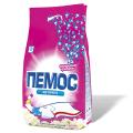 """Стиральный порошок автомат ПЕМОС """"Цветочный"""", 2,4кг"""
