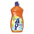 "Средство для мытья посуды AOS ""Лимон"", 500мл"