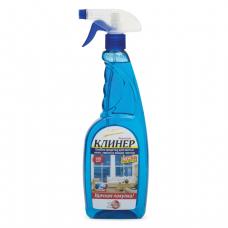 Средство для мытья стекол распылитель BAGI КЛИНЕР, 750 мл
