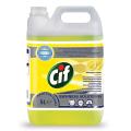 Чистящее средство универсальное для мытья полов и стен CIF Professional, 5л