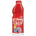 Средство для прочистки канализационных труб гель TIRET Turbo, 1000 мл