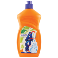 "Средство для мытья посуды AOS ""Бальзам Алоэ Вера"", 500мл"