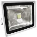 Светодиодный прожектор, серый TDM СДО70-1 SQ0336-0005