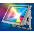 Светодиодный прожектор Uniel ULF-S01-20W/RGB/RC IP65 110-240В UL-00000782