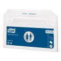 Покрытия на унитаз TORK (V1) Advanced бумажные 250шт, 37х42, белые