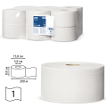 Бумага туалетная 200м, TORK (Система Т2), КОМПЛЕКТ 12шт, Universal, белая