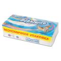 """Бумага туалетная """"Перышко"""", спайка 8шт.х22м, белая (упаковка 6шт)"""