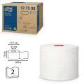 Бумага туалетная 100м, TORK (Т6), КОМПЛЕКТ 27шт, Advanced, белая