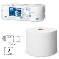 Бумага туалетная 207м, TORK (T8) SmartOne, КОМПЛЕКТ 6шт, Advanced, белая
