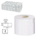 Бумага туалетная 25м, VEIRO Professional Premium, КОМПЛЕКТ 48шт