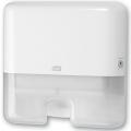Диспенсер для полотенец TORK (H2) Elevation, mini, Interfold, белый
