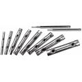Ключи трубчатех свечные FIT 63736, 6 шт, 6 - 17 мм