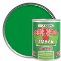 Эмаль ПФ-115 Выбор Мастера цвет ярко-зелёный 0.9 кг
