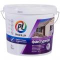 Краска для фасадов фактурная Profilux 9 кг