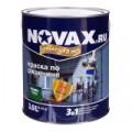 Грунт-эмаль Goodhim 3в1 novax разный колер 3 л