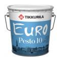 Краска матовая интерьерная Тиккурила Евро Колер TVT G463 2,7 литра
