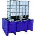 Контейнер для локализации разлива ТЖ 1740 x 1200 x 740мм, 1100 литров