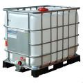 Емкости кубические 1000 литров на пластиковом поддоне