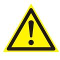 """Знак предупреждающий """"Внимание.Опасность(прочие опасности)"""", 200x200x200мм"""