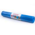 Мешки для мусора 120л ЛАЙМА, КОМПЛЕКТ 10шт, рулон, синие (упаковка 5шт)