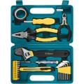 Набор инструмента в пластмассовом кейсе FIT IT 65125, 26 предметов