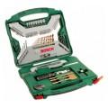 Набор Bosch 2.607.019.330 X-Line Titanium, 100 предметов