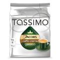 Капсулы для кофемашин TASSIMO JACOBS Caffe Crema