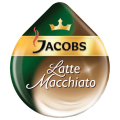 Капсулы для кофемашин TASSIMO JACOBS Latte Macchiato