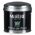 "Чай MAITRE ""Мэтр де Люкс"", зеленый"