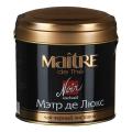 "Чай MAITRE ""Мэтр де Люкс"", черный"