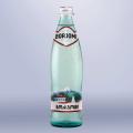 Вода газированная минеральная BORJOMI, 0,5л