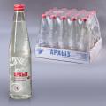 Вода газированная минеральная АРХЫЗ, 0,5л (упаковка 20шт)