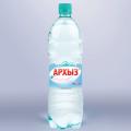 Вода газированная минеральная АРХЫЗ, 1,0л (упаковка 9шт)