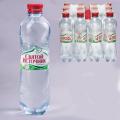 """Вода газированная питьевая """"Святой источник"""", 0,5л (упаковка 12шт)"""