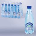 """Вода газированная питьевая """"Шишкин лес"""", 0,4л (упаковка 24шт)"""