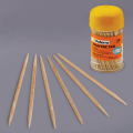 Зубочистки деревянные PATERRA, КОМПЛЕКТ 200 шт. (упаковка 4шт)