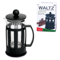 Заварник (френч-пресс) WALTZ B02N, 0,35 л