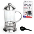 Заварник (френч-пресс) WALTZ B523S, 1,0 л