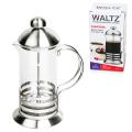 Заварник (френч-пресс) WALTZ B523S, 0,35 л