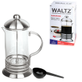 Заварник (френч-пресс) WALTZ B523S, 0,6 л