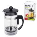 Заварник (френч-пресс) WALTZ B630, 0,6 л