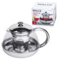 Заварник (чайник) WALTZ с фильтром для чая/кофе, 0,5 л