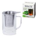 Кружка для заваривания чая/кофе WALTZ, 0,3 л