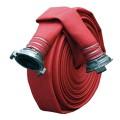 Рукав пожарный напорный 20 м.п. с головкамиГР (1.6 Мпа) для ПТ, диам 51 мм