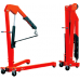 Кран гидравлический складной, г/п 500 кг, максимальная высота подъема 2120 мм