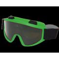 Защитные закрытые очки с непрямой вентиляцией РОСОМЗ ЗН11 PANORAMA StrongGlassтм 5 PC 24134